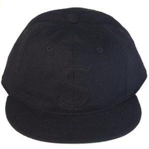 Saturdays New York City Black Fitted Hat Size L/XL